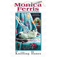 Knitting Bones - Monica Ferris