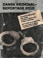 En tysker slap næsten af sted med et mord - Diverse forfattere,Diverse