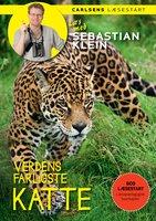 Læs med Sebastian Klein: Verdens farligste katte - Sebastian Klein