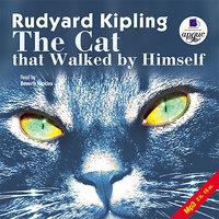 Кошка, которая гуляет сама по себе. На англ. яз. - Редьярд Киплинг