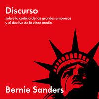 Discurso - Bernie Sanders