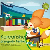 Koreańskie Przygody Fenka - Magdalena Gruca