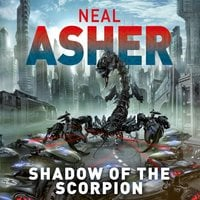 Shadow of the Scorpion - Neal Asher