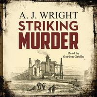 Striking Murder - A.J. Wright