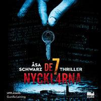 De sju nycklarna - Åsa Schwarz