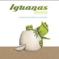 Iguanas ranas - Catalina Kühne