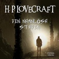 Den namnlösa staden - H.P. Lovecraft
