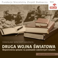 Druga wojna światowa - Stanisław Wincenty Kasznica