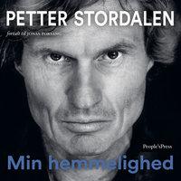 Min hemmelighed - Jonas Forsang, Petter Stordalen