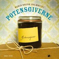 Potensgiverne - Karin Brunk Holmqvist