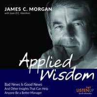 Applied Wisdom - James C. Morgan
