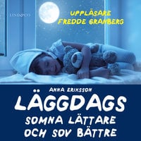 Läggdags - Somna lättare och sov bättre - Anna Eriksson