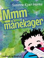 Mmm månekager - Susanne Kjær Harms