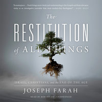 The Restitution of All Things - Joseph Farah