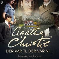 Der var ti, der var ni ... - Agatha Christie