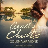 Solen var vidne - Agatha Christie