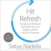 Hit Refresh - Satya Nadella, Greg Shaw