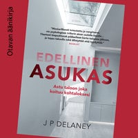 Edellinen asukas - J.P. Delaney