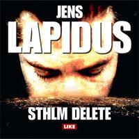 Sthlm delete - Jens Lapidus