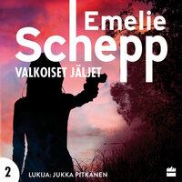 Valkoiset jäljet - Emelie Schepp