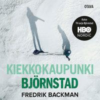 Kiekkokaupunki - Fredrik Backman