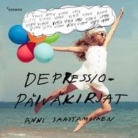 Depressiopäiväkirjat - Anni Saastamoinen