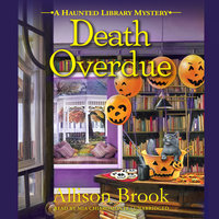 Death Overdue - Allison Brook