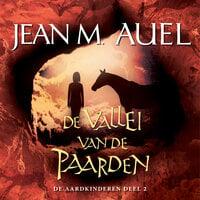 De vallei van de paarden - Jean M. Auel