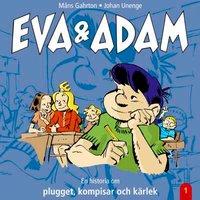 Eva & Adam. En historia om plugget, kompisar och kärlek - Måns Gahrton