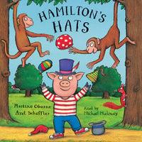 Hamilton's Hats - Martine Oborne