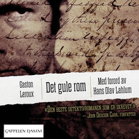 Det gule rom - Gaston Leroux