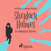 De rödhårigas förening - Sir Arthur Conan Doyle