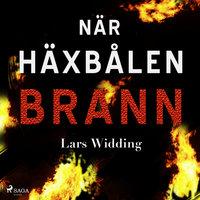 När häxbålen brann - Lars Widding