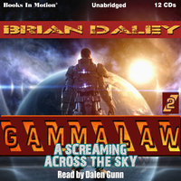 A Screaming Across The Sky - Brian Daley