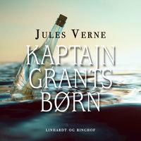 Kaptajn Grants børn - Jules Verne