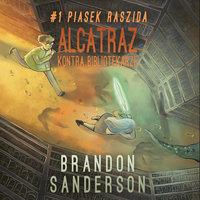 Piasek Raszida - Brandon Sanderson