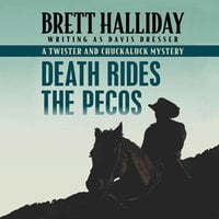Death Rides the Pecos - Brett Halliday