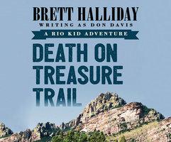 Death on Treasure Trail - Brett Halliday