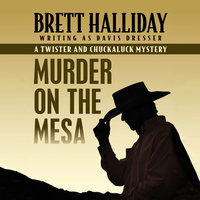 Murder on the Mesa - Brett Halliday