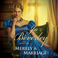 Merely a Marriage - Jo Beverley