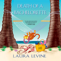 Death of a Bachelorette - Laura Levine
