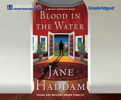 Blood in the Water - Jane Haddam