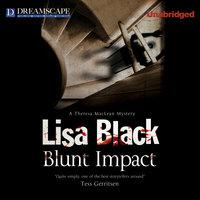 Blunt Impact - Lisa Black