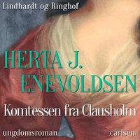 Komtessen fra Clausholm - Herta J. Enevoldsen