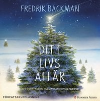 Ditt livs affär - Fredrik Backman