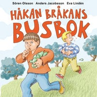 Håkan Bråkans busbok - Anders Jacobsson,Sören Olsson