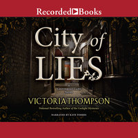 City of Lies - Victoria Thompson