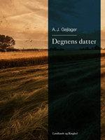 Degnens datter - A.J. Gejlager