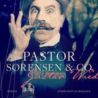 Pastor Sørensen & co. - Gustav Wied