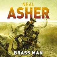 Brass Man - Neal Asher